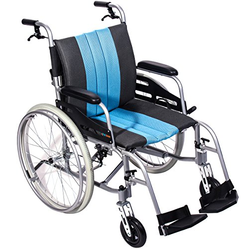 Medical Wheelchair Super Light Portable Folding