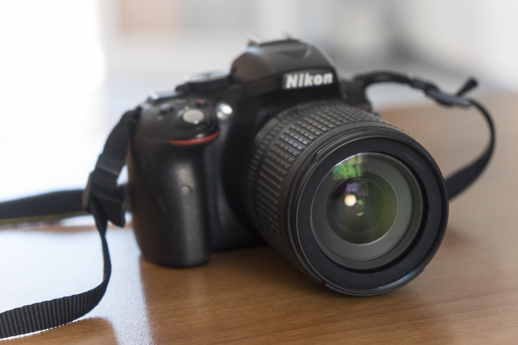 Nikon D5300  Vlog Camera Review