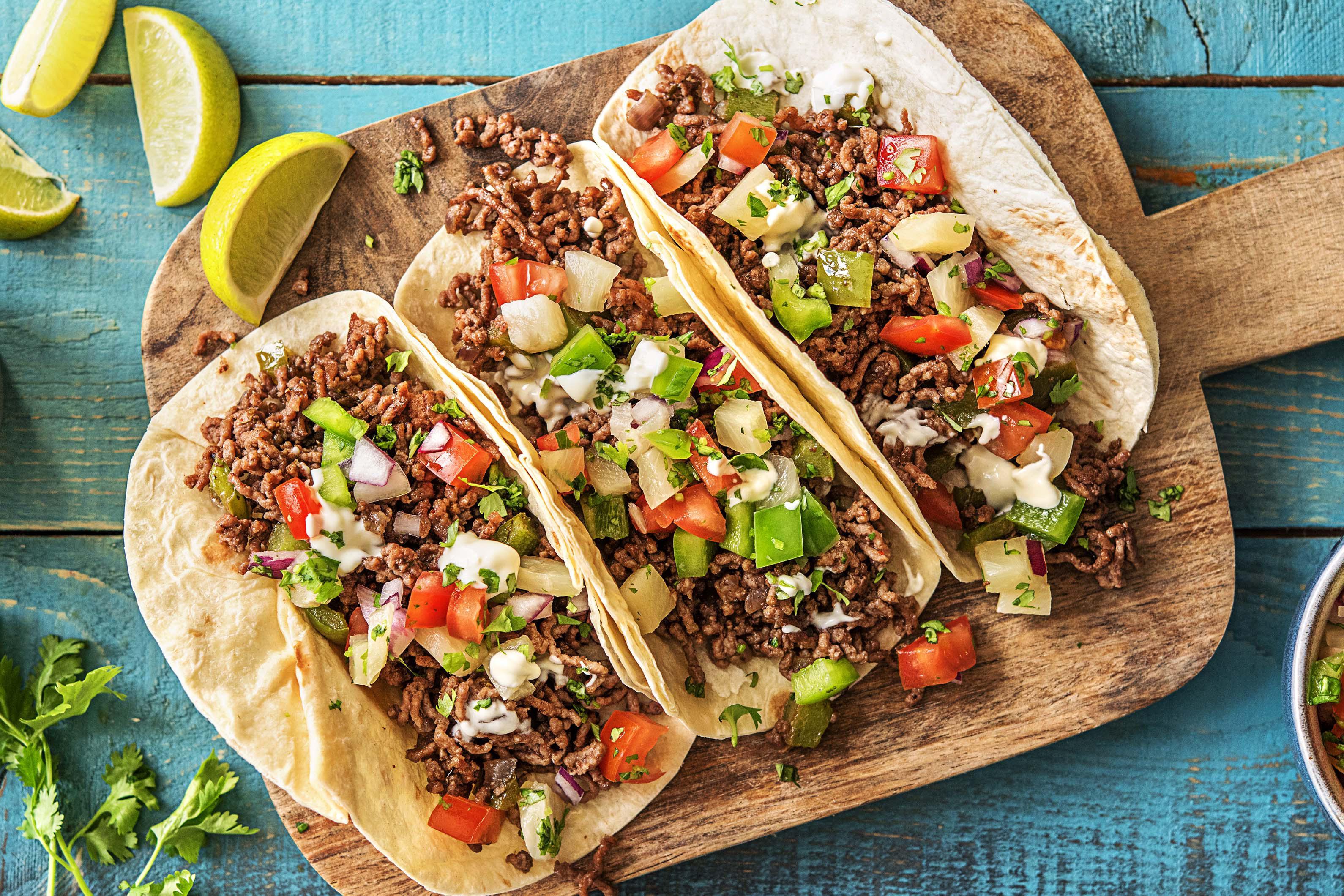 Delicious Beef Tacos Recipe