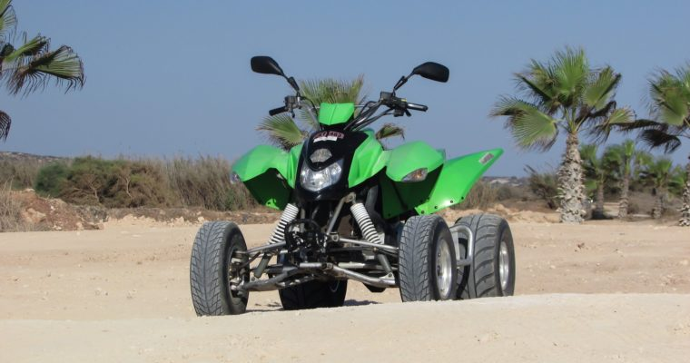 What To Look For When Buying Your First Quad Bike