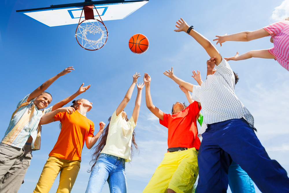 7 Health Benefits of Playing Basketball