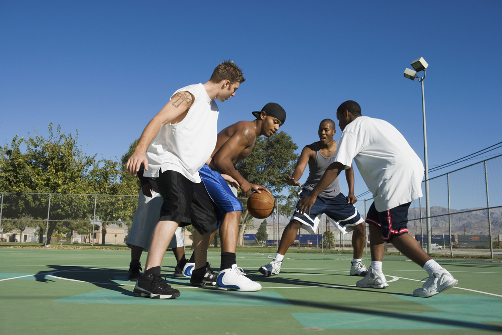 Playing Basketball Enhances Motor Skills