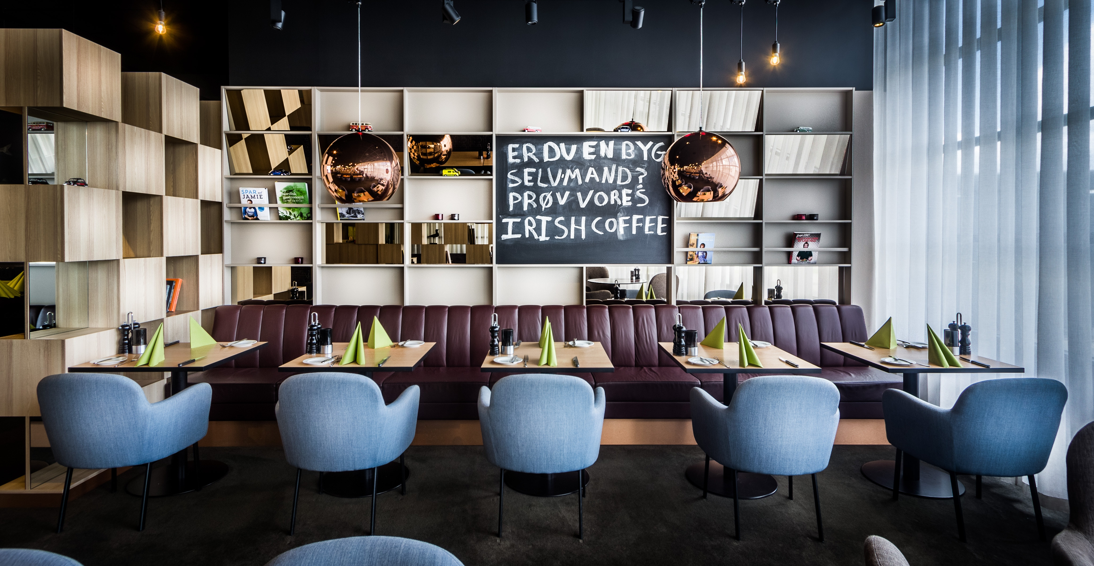 4 Trends in Restaurant Design & Architecture