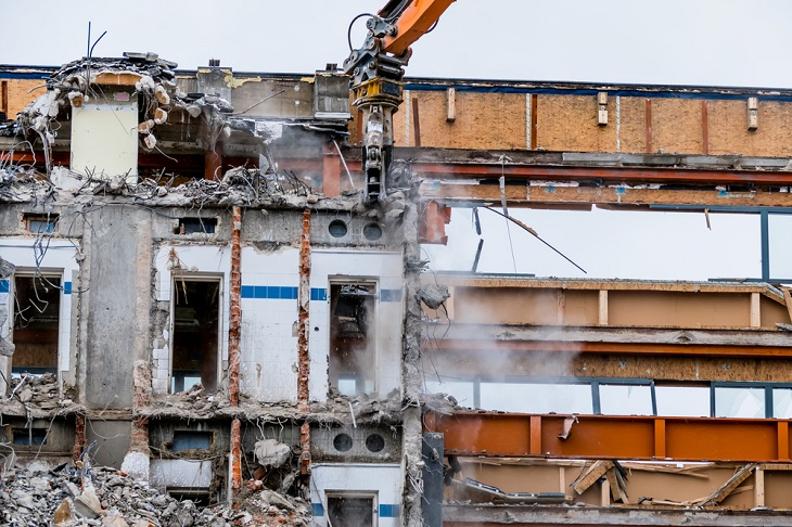 All You Need To Know About Demolition Contractors