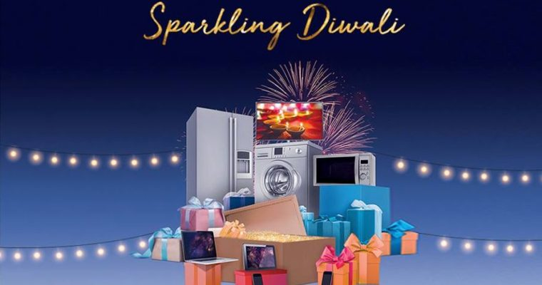 Unbox LG Appliance's Shopping on No Cost EMI this Diwali