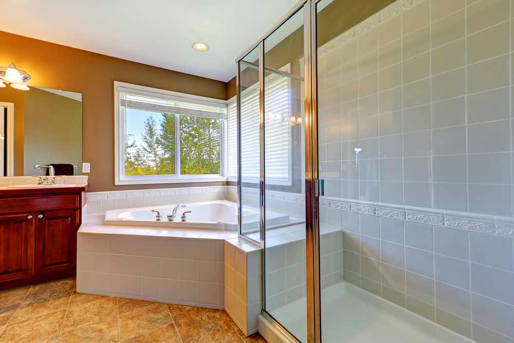 Glass Shower Screens