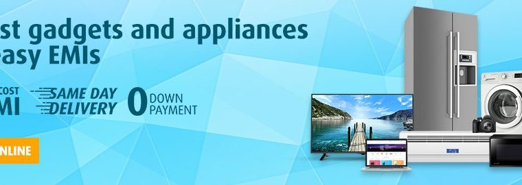 Purchase The Best Products For Your Home Through The EMI Network This Dussehra