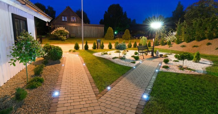 Illuminate Your Garden with Led Lights and Feel the Difference