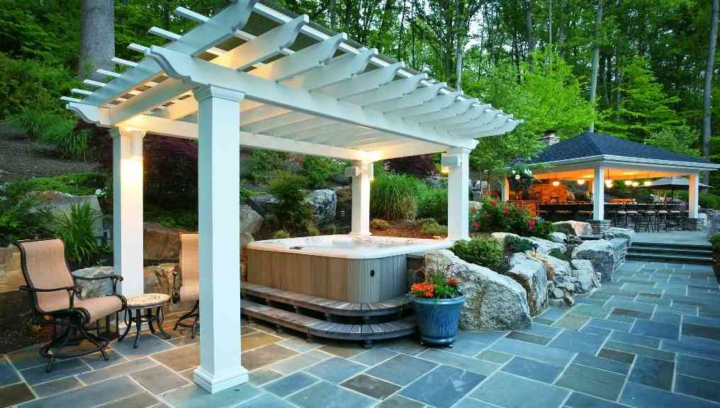 Patio Backyard Gateway