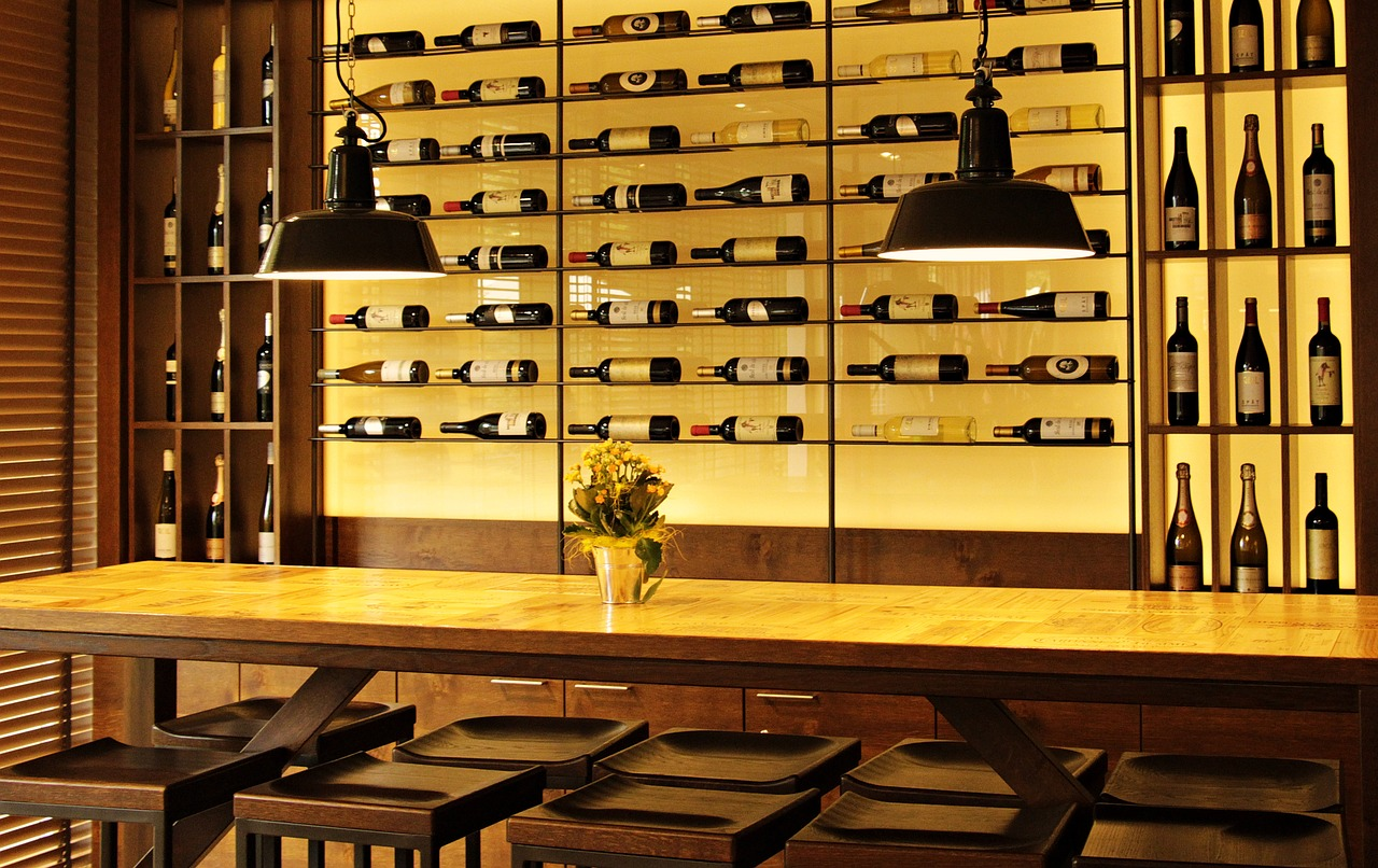 Showpiece Wine Room