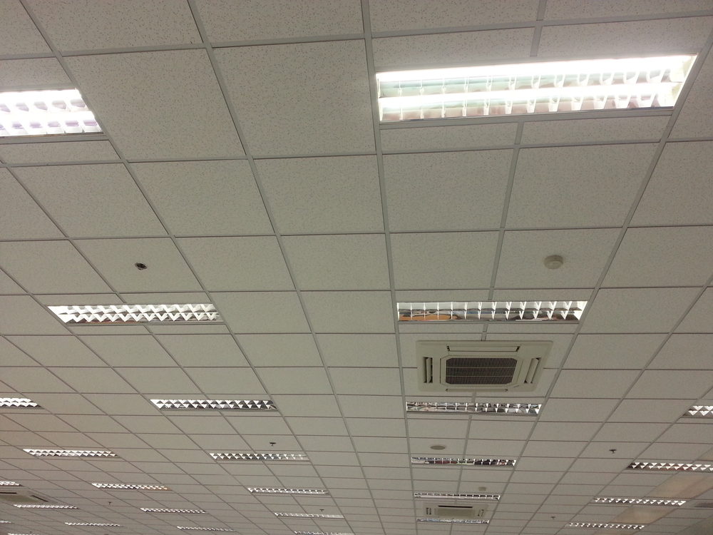 Sophistication Of Suspended Ceiling