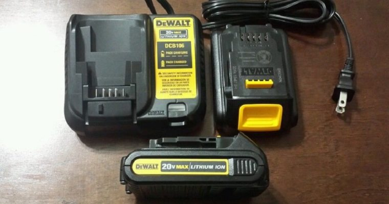 Tips That Can Come in Handy While Using Battery Powered Tools