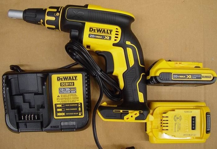 Dewalt Battery Charger Tools