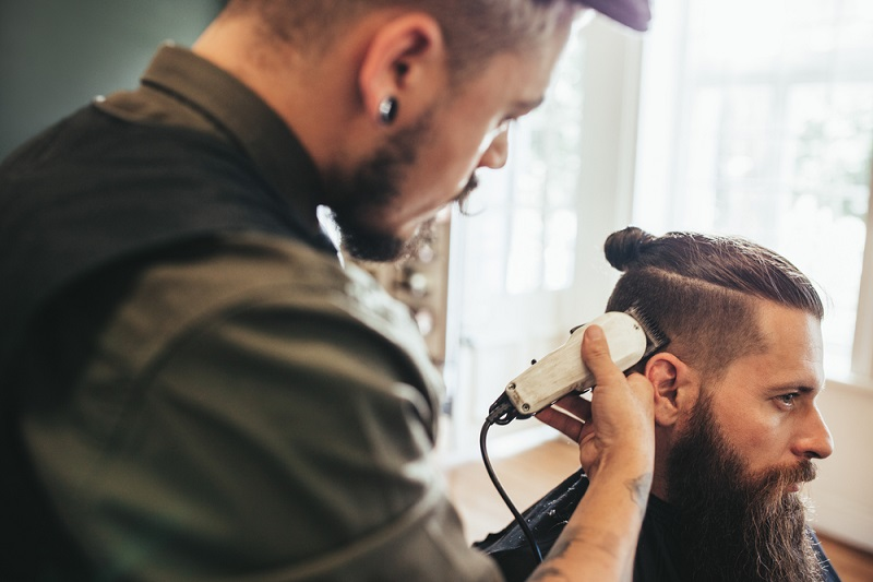 Men's Stylish Hairdressers
