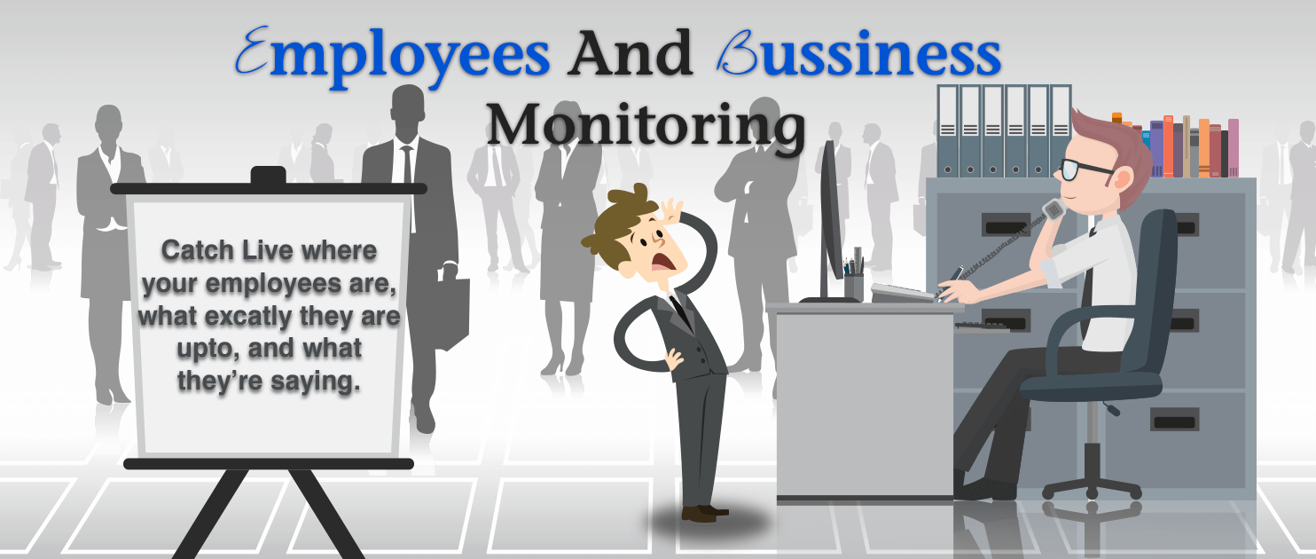 Measure Employee Performance with Spy Software for PC