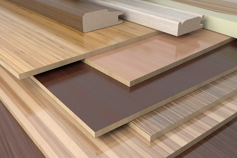 Timber Decking Materials