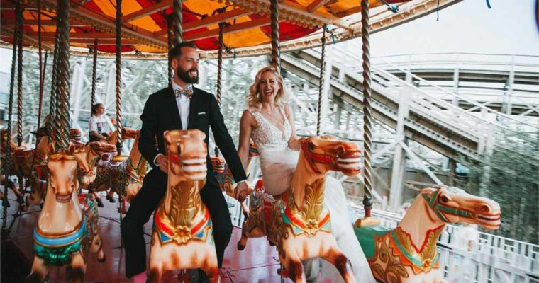 Unusual Fairy Tale Places For Weddings