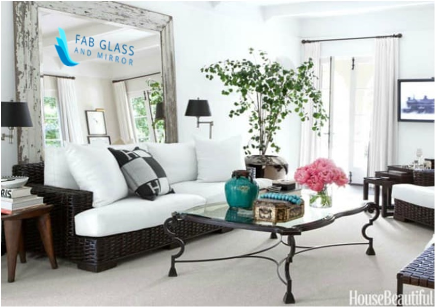 Tips for Decorating Your Home With Large Wall Mirrors