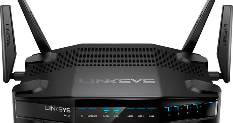 What is the Default Login Window of Linksys WiFi Range Extender?