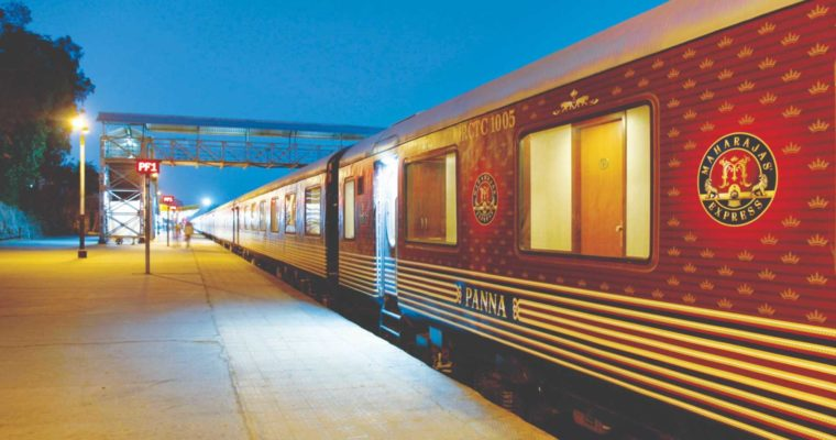 A Look Back at Maharajas' Express' Maiden Journey