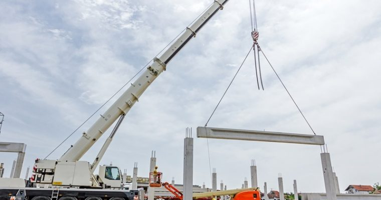 Precast Concrete Installation Better Alternative Than Pouring Concrete