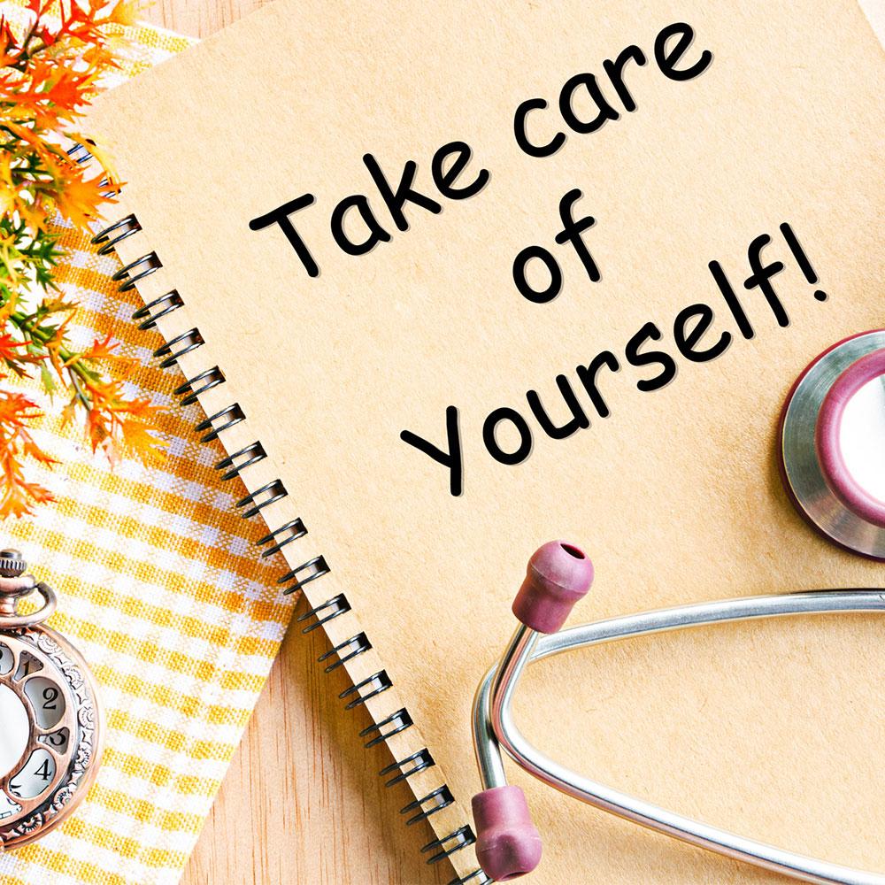 Self Care through Radiation