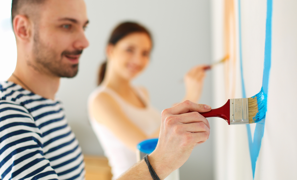 10 Painting Techniques Tips for Perfect Interior House Painting
