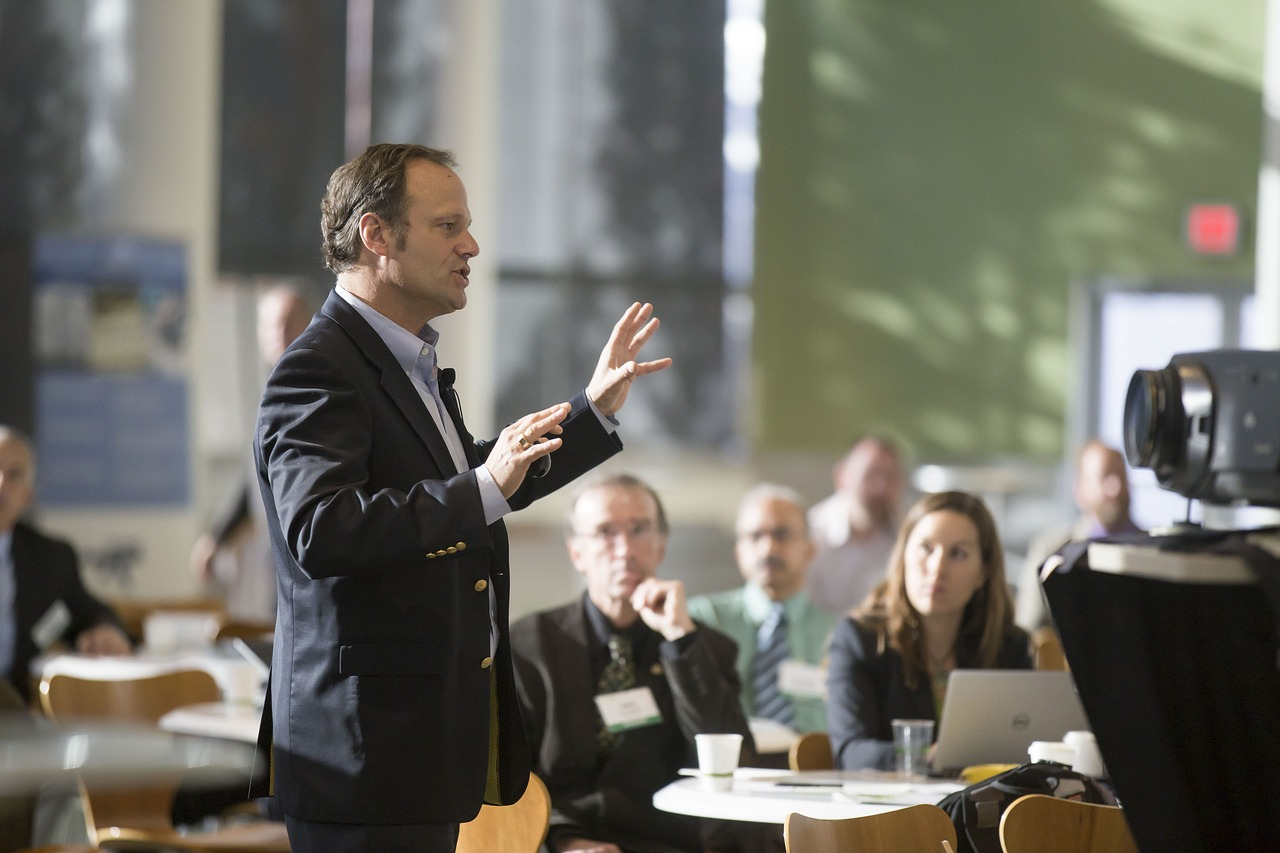 5 Tips for Small Business Event Organizing