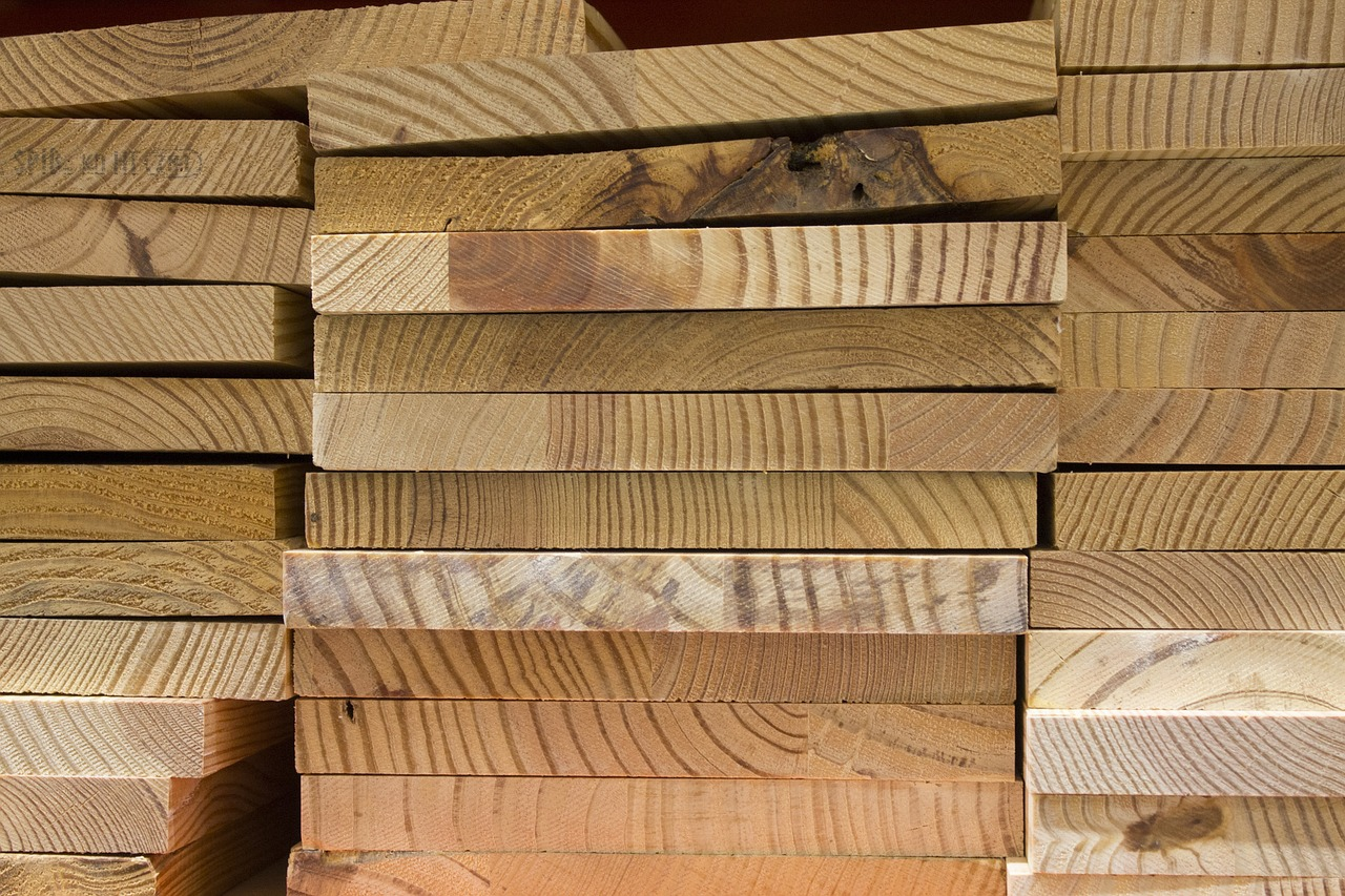 Tips To Help You Choose The Best Construction Timber