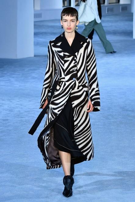 zebra printed dresses
