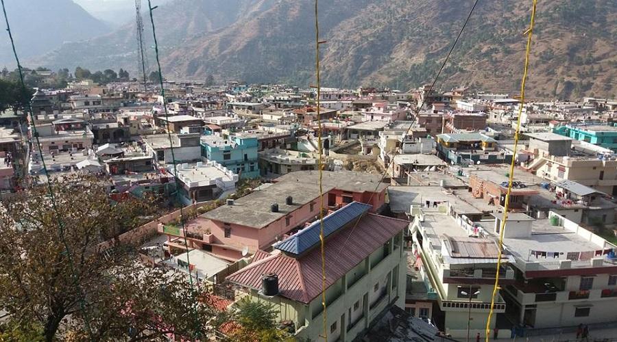 Barkot Town