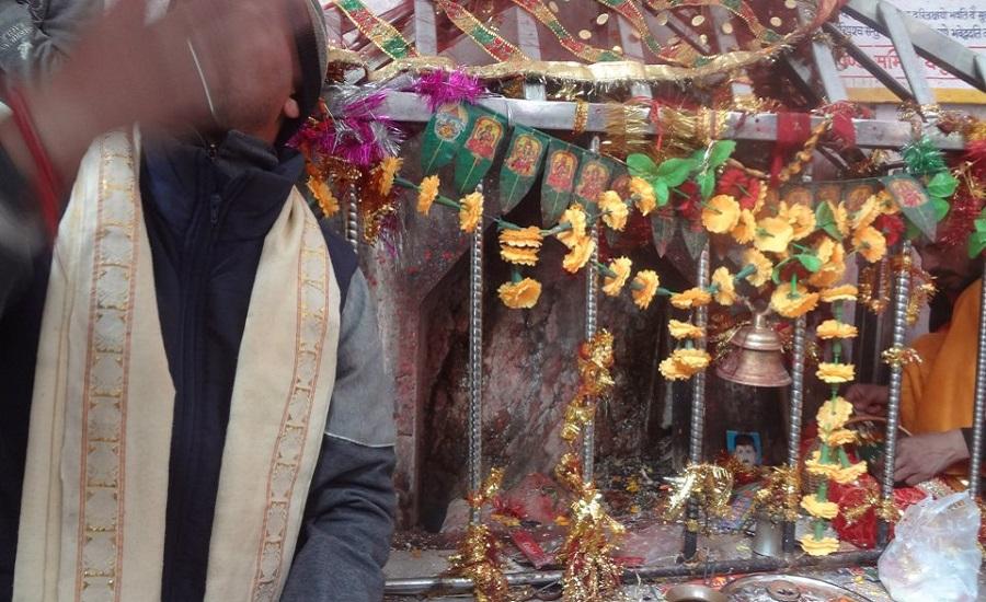 Divya Shila, Yamunotri