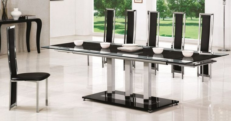 10 Best Glass Dining Tables Cleaning Tips To Keep It Stain & Scratch Free