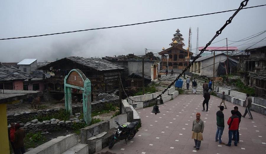 Janki Chatti, Yamunotri