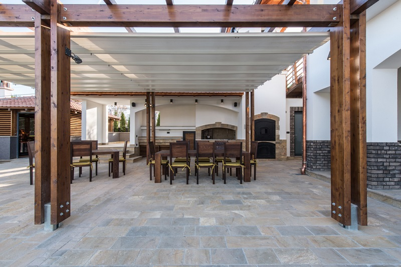 Patio Roof Panels – Decorate Your Outdoor Area with Less Investment