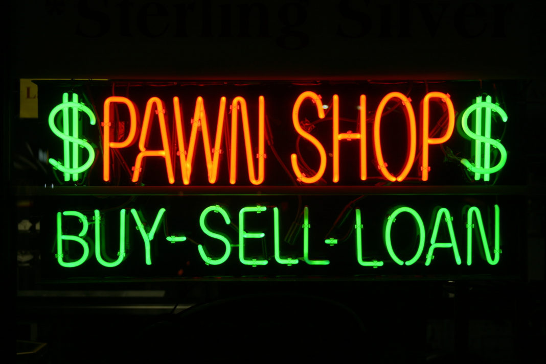 How Much Do You Get for Selling/Pawning Things at a Pawn Shop?