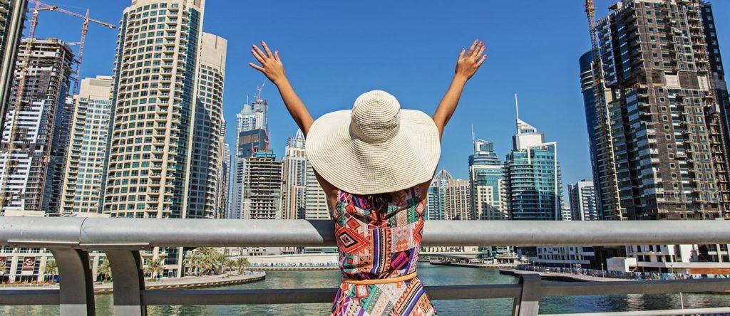 Explore Dubai Marina