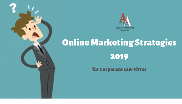 online marketing for corporate law firms in India