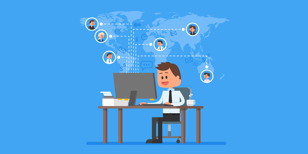 Several Tips for Successfully Managing Remote Teams