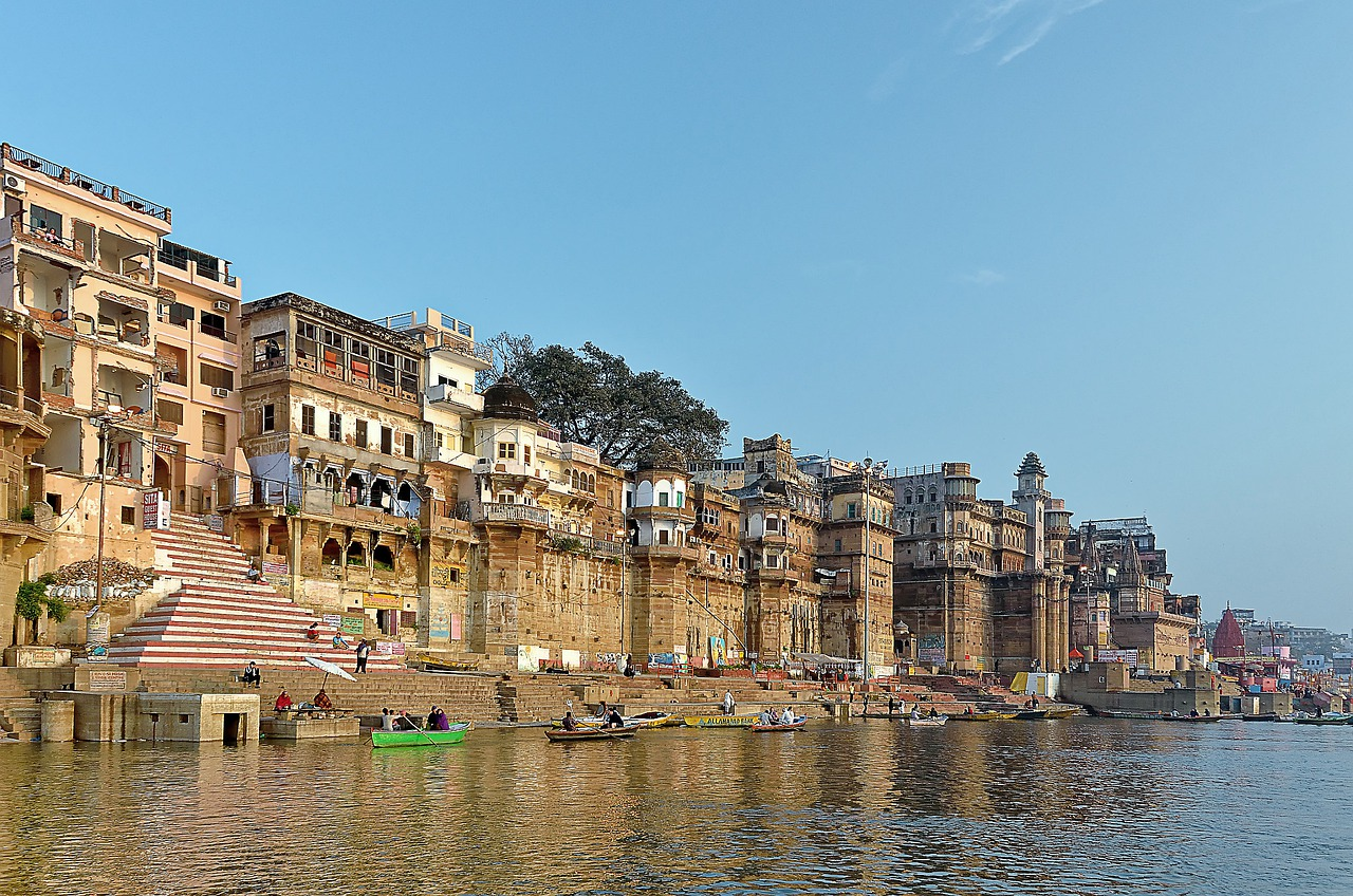 A Journey Through Varanasi, India's Holiest City