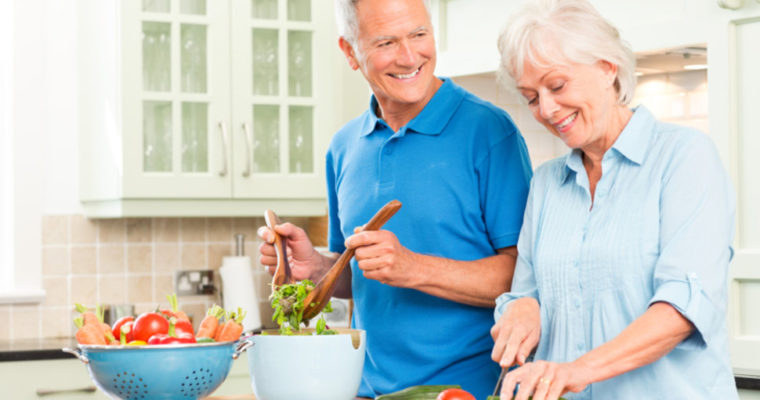 Guide to Healthy Senior Eating
