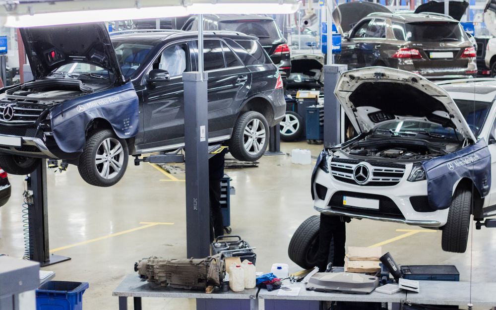 How to Get the Best Mercedes Workshop at Your Range?
