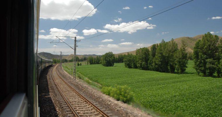 4 Nations the Trans-Siberian Railway Runs Through