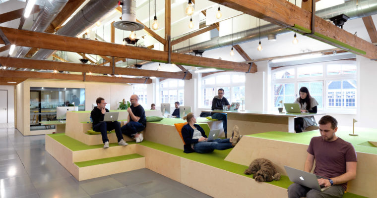 Five Ultra-Cool Innovative Office Designs