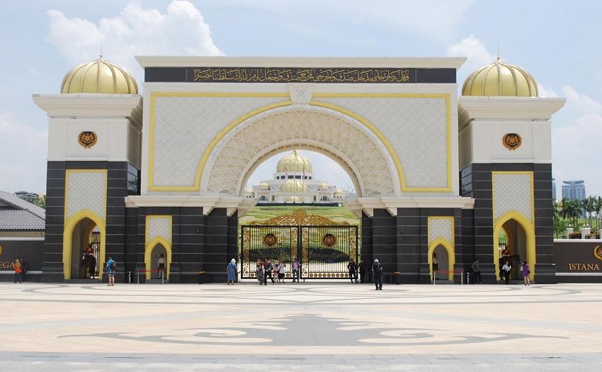 National Palace, Kuala Lumpur Malaysia