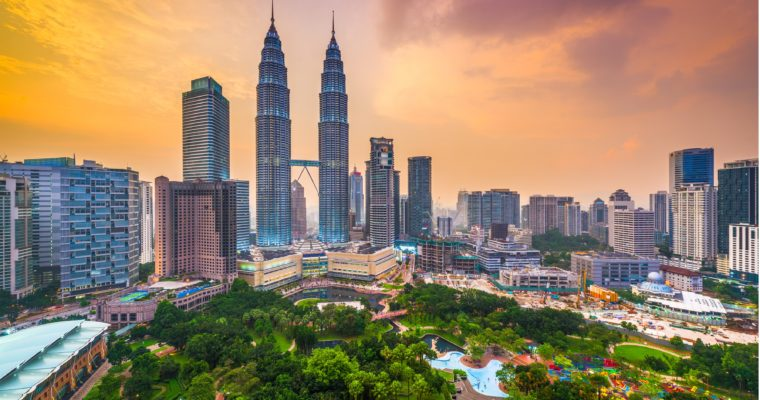 6 Places to Visit in Malaysia