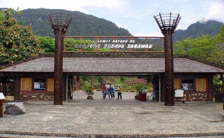 Sarawak Cultural Village, Sarawak Malaysia