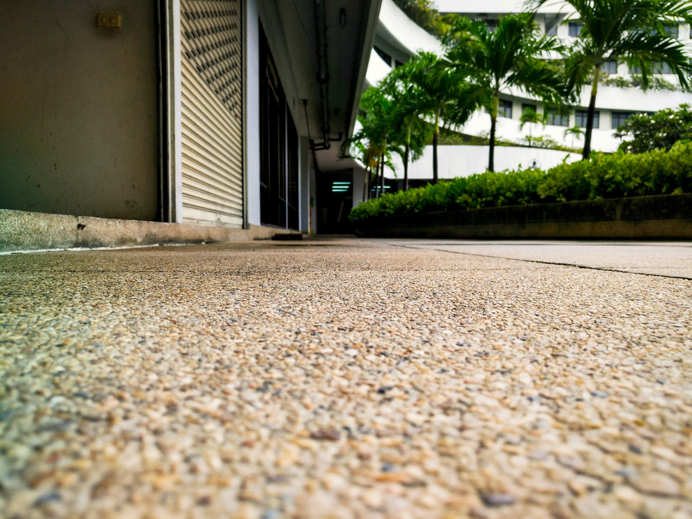 Benefits of Using Exposed Aggregate Concrete!