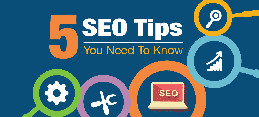 5 Quick and Easy Tips to Make an SEO Friendly Website