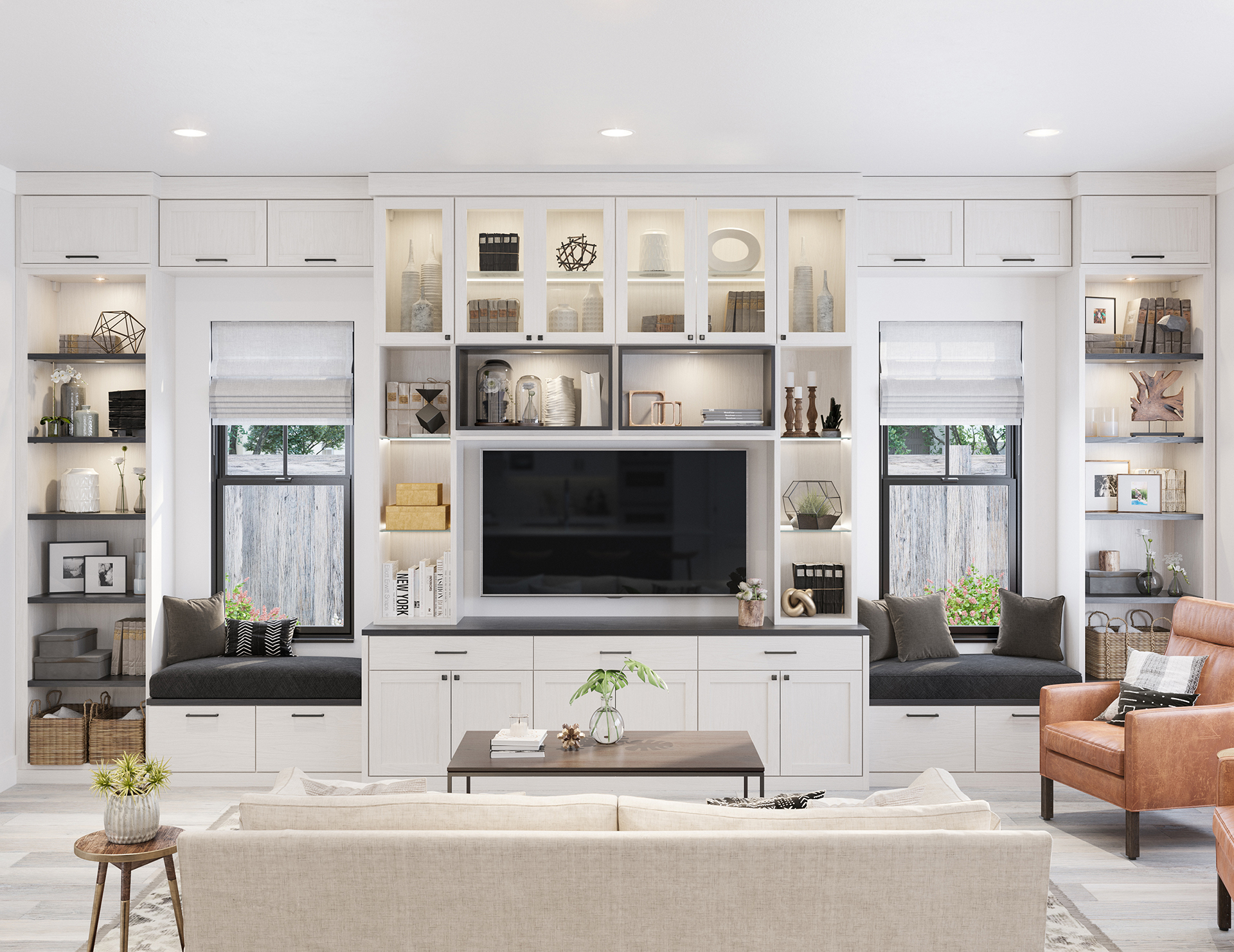 How to Add More Space to Your a Family Room